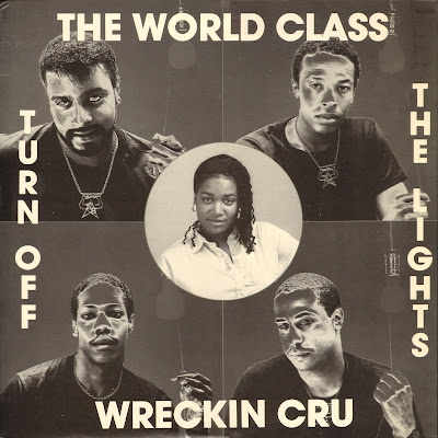 The World Class Wreckin Cru – Turn Off The Lights (VLS)  (1987) (FLAC + 320 kbps)