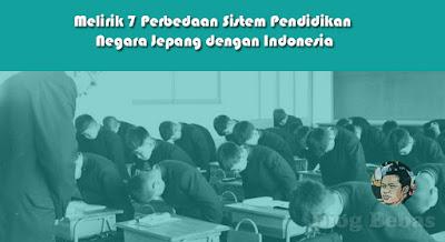Melirik 7 Perbedaan Sistem Pendidikan Negara Jepang dengan Indonesia