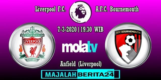 Prediksi Liverpool vs AFC Bournemouth