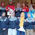 KKN Ipmafa Desa Gerit Gelar Senam Minggu Sehat
