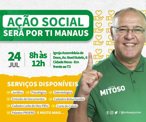 AÇÃO SOCIAL GAB. MITOSO