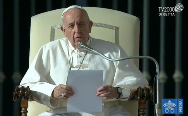 Pope Francis: God bless the Albanian people, which I love very much