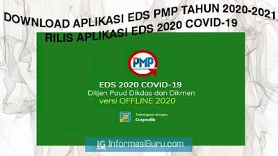Download Aplikasi dan Panduan Evaluasi Diri Sekolah (EDS) Penjaminan Mutu Pendidikan (PMP) Tahun 2020-2021 - Aplikasi EDS 2020 Covid-19