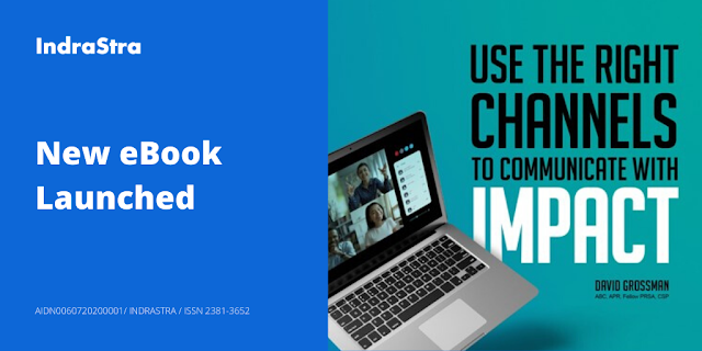 New eBook Launched - Use the Right Channels to Communicate With Impact