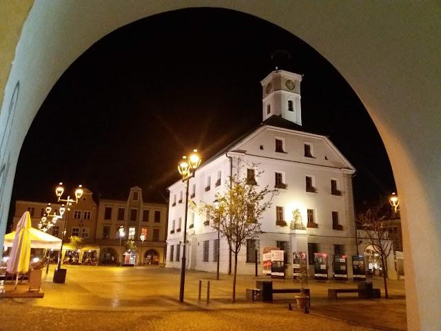 gliwice plaza del mercado