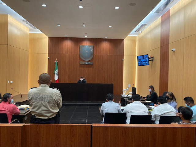 Difieren audiencia de vinculación de policías del caso José Eduardo