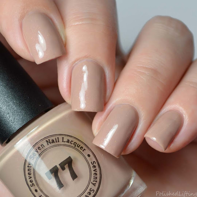 neutral creme nail polish