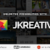 Jkreativ Multilayer Parallax Multipurpose Theme