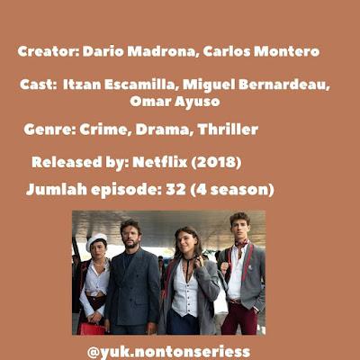 cast list elite season 4