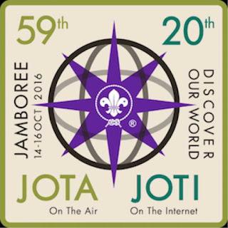 Logo JOTA-JOTI Internasional 2016