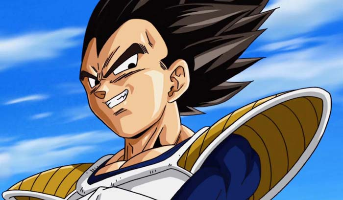 Vegeta ( Dragon Ball Z )