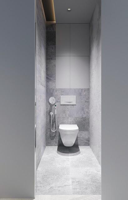 Bathroom Hanger Design