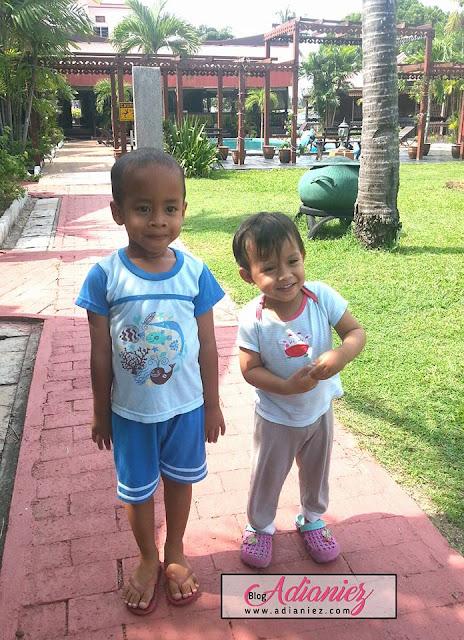 Shah's Beach Resort, Melaka