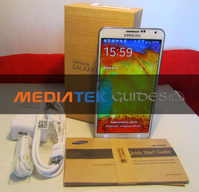 [MT6582] HDC Galaxy Note 3 N9006 Official Rom