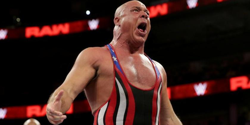 Kurt Angle Admits Final WWE Run Did Not Go As He Hoped