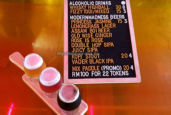 Craft Beer Bar in Kuala Lumpur