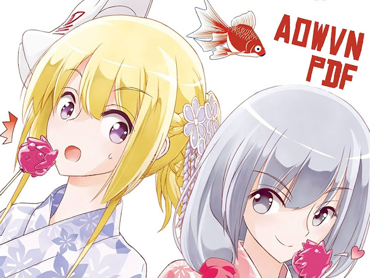 [Manga PDF] Trọn bộ manga Kin no Kanojo Gin no Kanojo  | Đã kết FULL