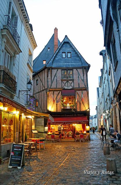 rue de laMonnaie, Tours
