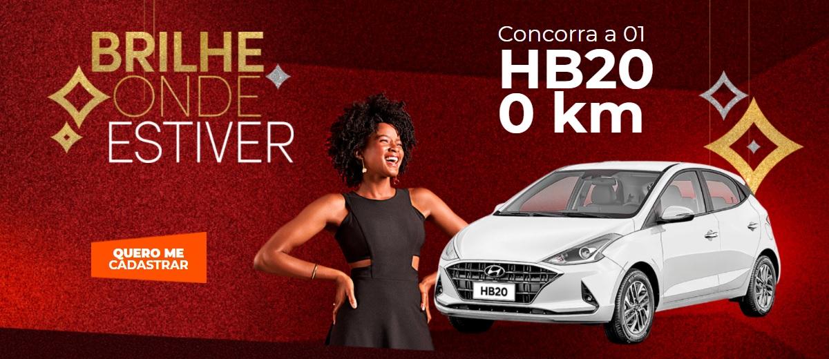 Participar Promoção Torra Natal 2020 Brilhe Onde Estiver Concorra Carro 0KM HB20