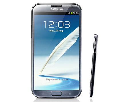 Spesifikasi Samsung Galaxy Note 2 GT-N7100 Terbaru