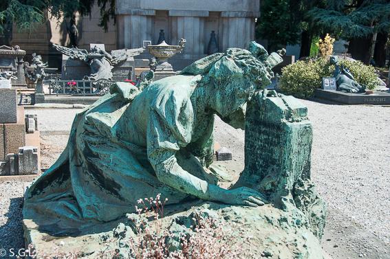 10+1 visitas imprescibdibles de Milan. El cementerio monumental