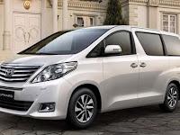 Sewa Mobil Alphard Tangerang