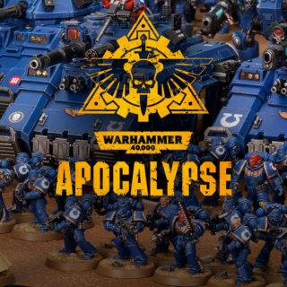 Marines Espaciales Apocalypse