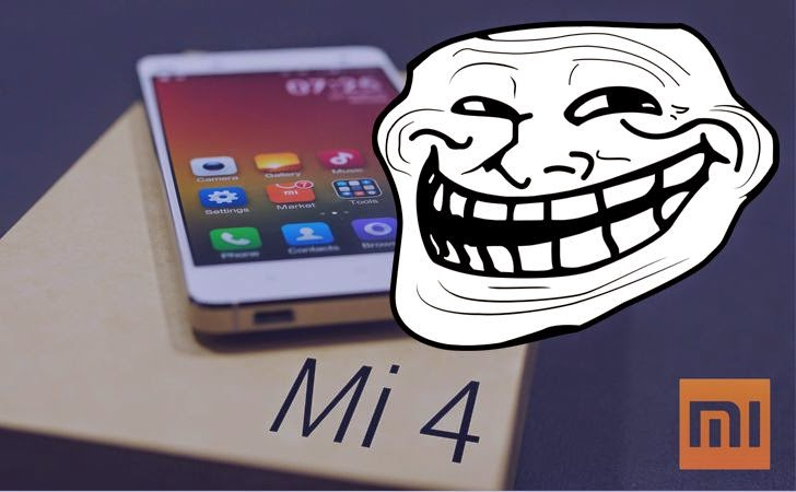 Researchers Get Trolled by Chinese, Pre-Malwartized Xiaomi Mi4 was Duplicate