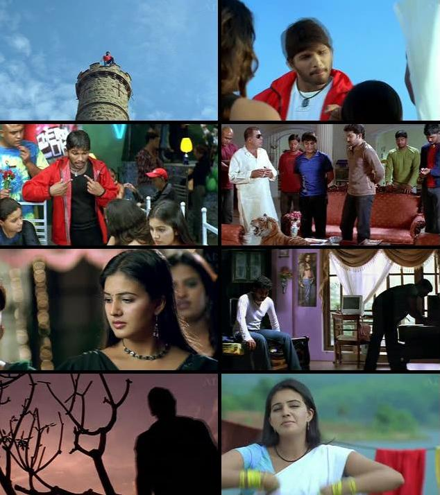 Arya 2004 UNCUT Dual Audio Hindi 720p HDRip