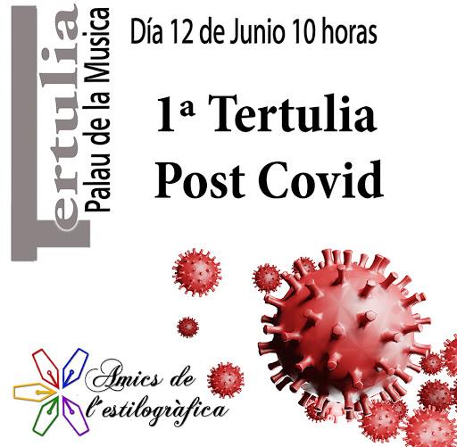 85  1ª TERTULIA POST COVID  12/6/2021