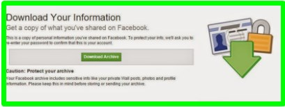 download facebook messages 2017