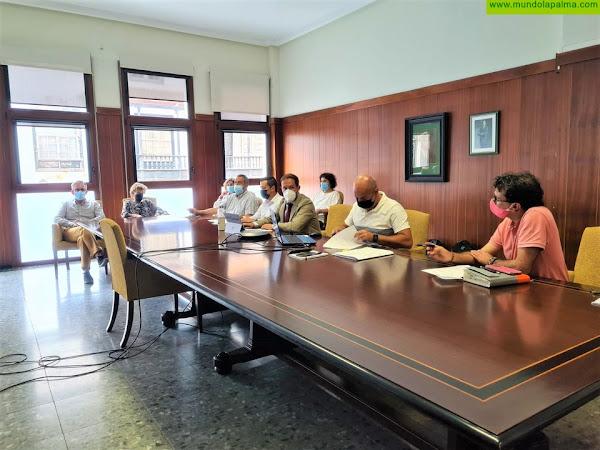 El Cabildo inicia los trámites para declarar Bien de Interés Cultural el edificio industrial de Yanes