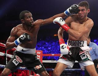 Gilberto Ramirez Vs Jesse Hart first fight