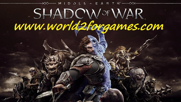 Free Download Middle-earth Shadow of War