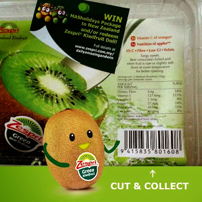 Zespri Have Your Daily Scoop of AMAZING and WIN Contest, contest, zespri kiwifruit, barcode