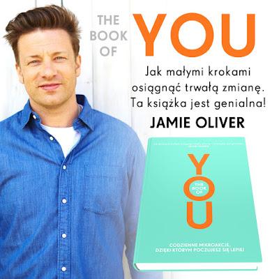 """Pamiętaj – małe rzeczy są ważne.  """"Book of YOU"""", pierwsza niekucharska książka współautorstwa Jamiego Olivera, już w księgarniach."""