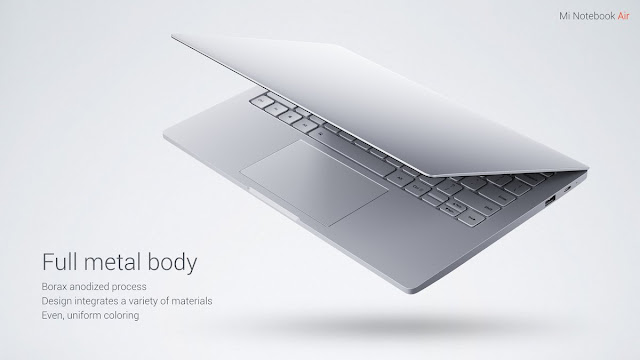 Xiaomi Air 12 is an affordable laptop with decent specifications and great looks