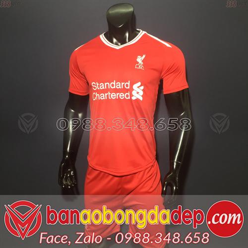 Áo Câu Lạc Bộ Liverpool Đỏ 2019 Sân Nhà