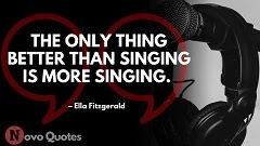 Quotes About Singing 02