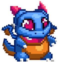 Pixel Dragon (Baby)