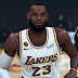 Lebron James Cyberface, Hair and Body Model By FIRE2K [FOR 2K21]