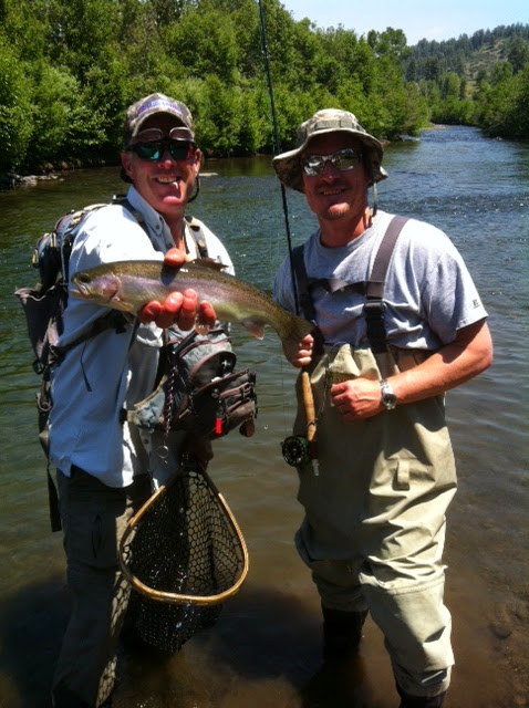 The San Juan River Fly Fishing Report - Pagosa Springs, CO