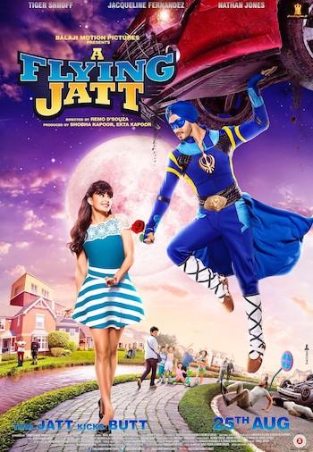 A Flying Jatt 2016 Hindi Full Movie Download