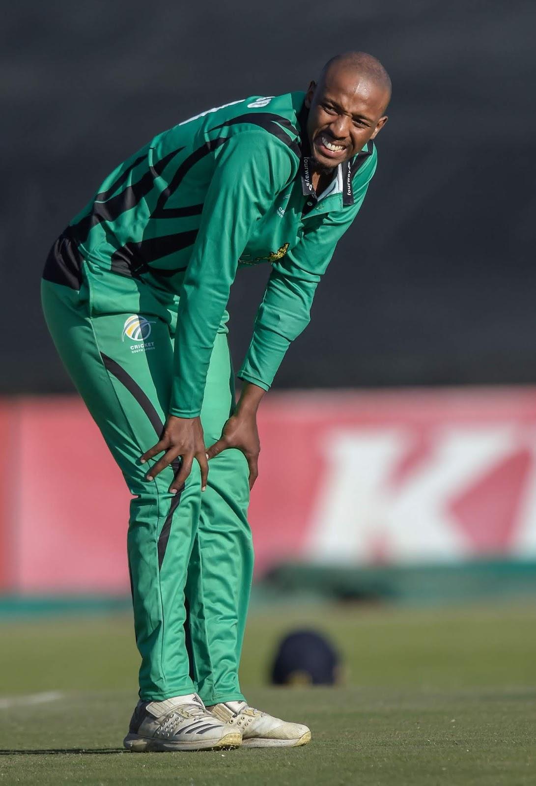 Thula Ngcobo - Hollywoodbets KZN Coastal - CSA Provincial T20 Cup