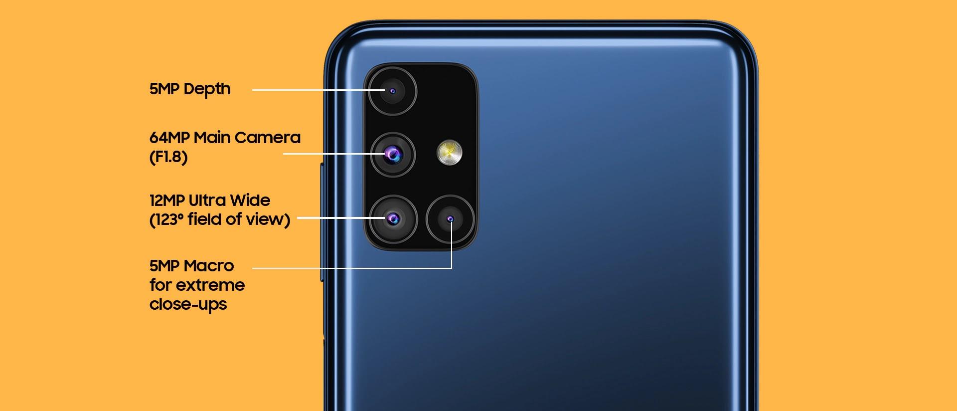 Nuovo Samsung Galaxy M51 con batteria da 7.000 mAh | Video