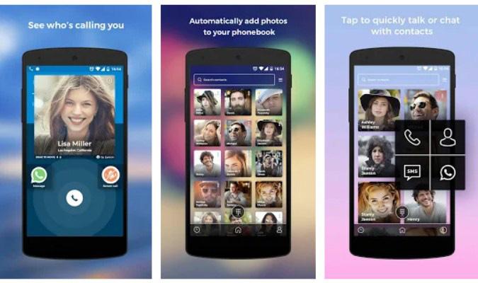 Alternatif TrueCaller Terbaik tuk Smartphone Android - Eyecon