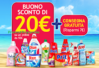 Logo Casa Henkel: sconto bollente di 20€ e consegna gratuita