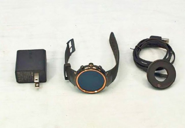 Leaked Images Of ASUS ZenWatch 3 Surfaced