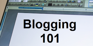 Learn how to blog with this basic tutorial. (image)