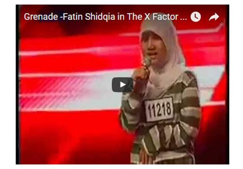 Bruno Mars Tambah Ngetop Berkat Fatin X Factor Indonesia